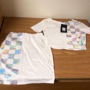 Fashion Nova Skirt Set